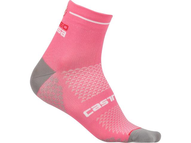 Castelli Rosa Corsa 2 Cykelstrømper Damer pink (2019) | Strømper